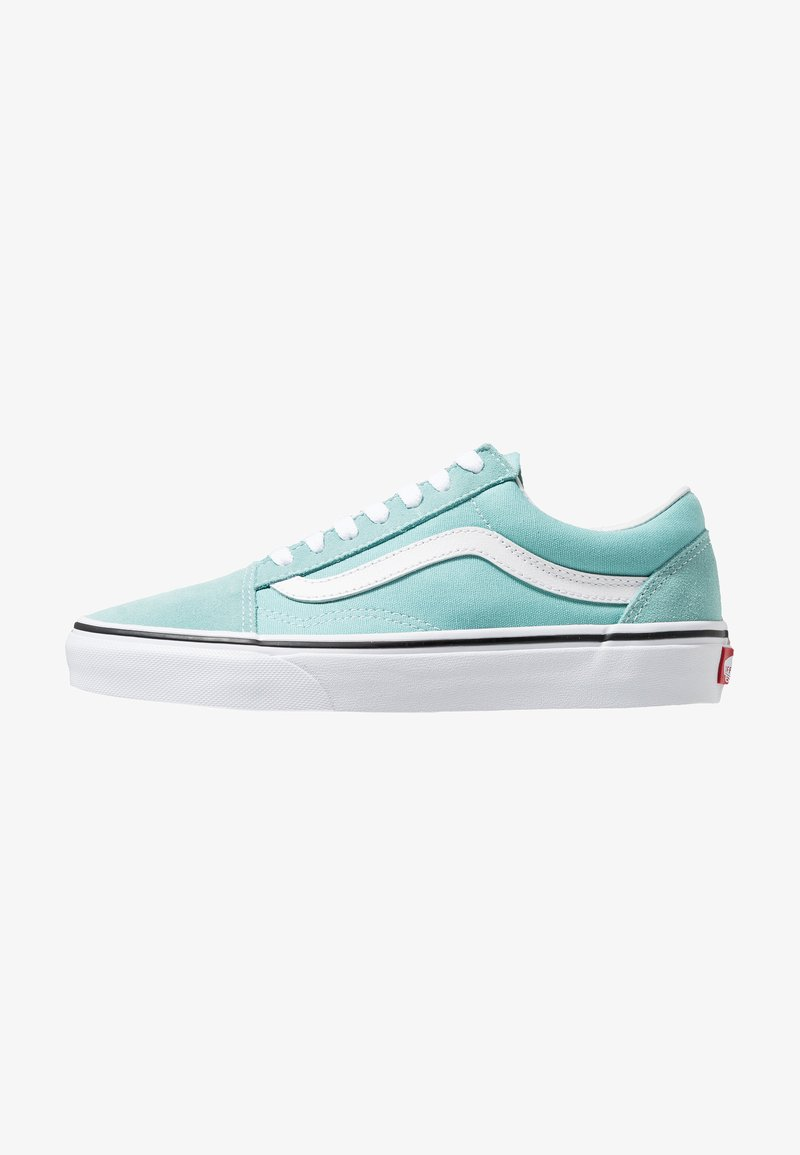 Vans - OLD SKOOL - Sneaker low - aqua haze/true white