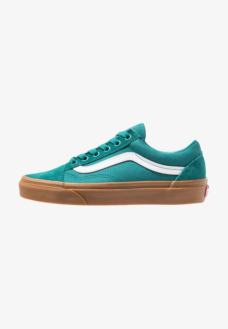 Vans - OLD SKOOL - Sneaker low - quetzal green