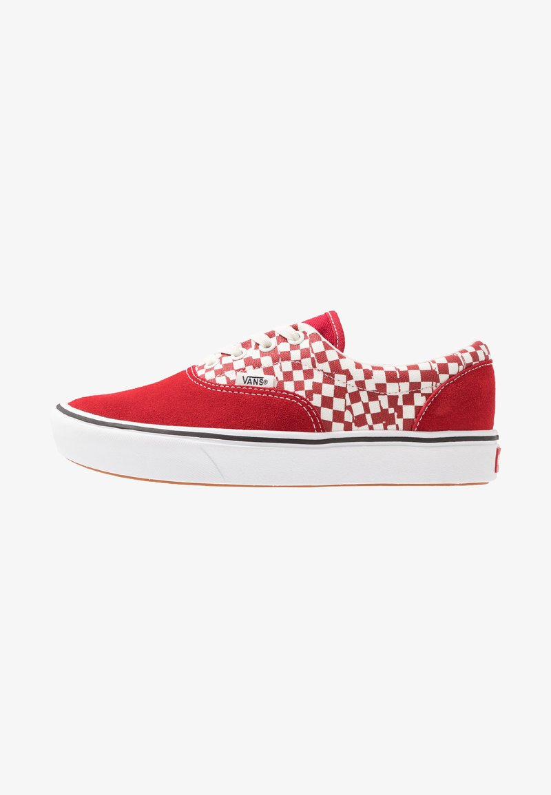 Vans - Sneaker low - racing red/true white