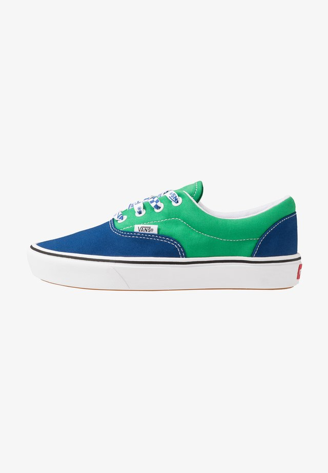 COMFYCUSH ERA - Skate shoes -  true blue/fern green
