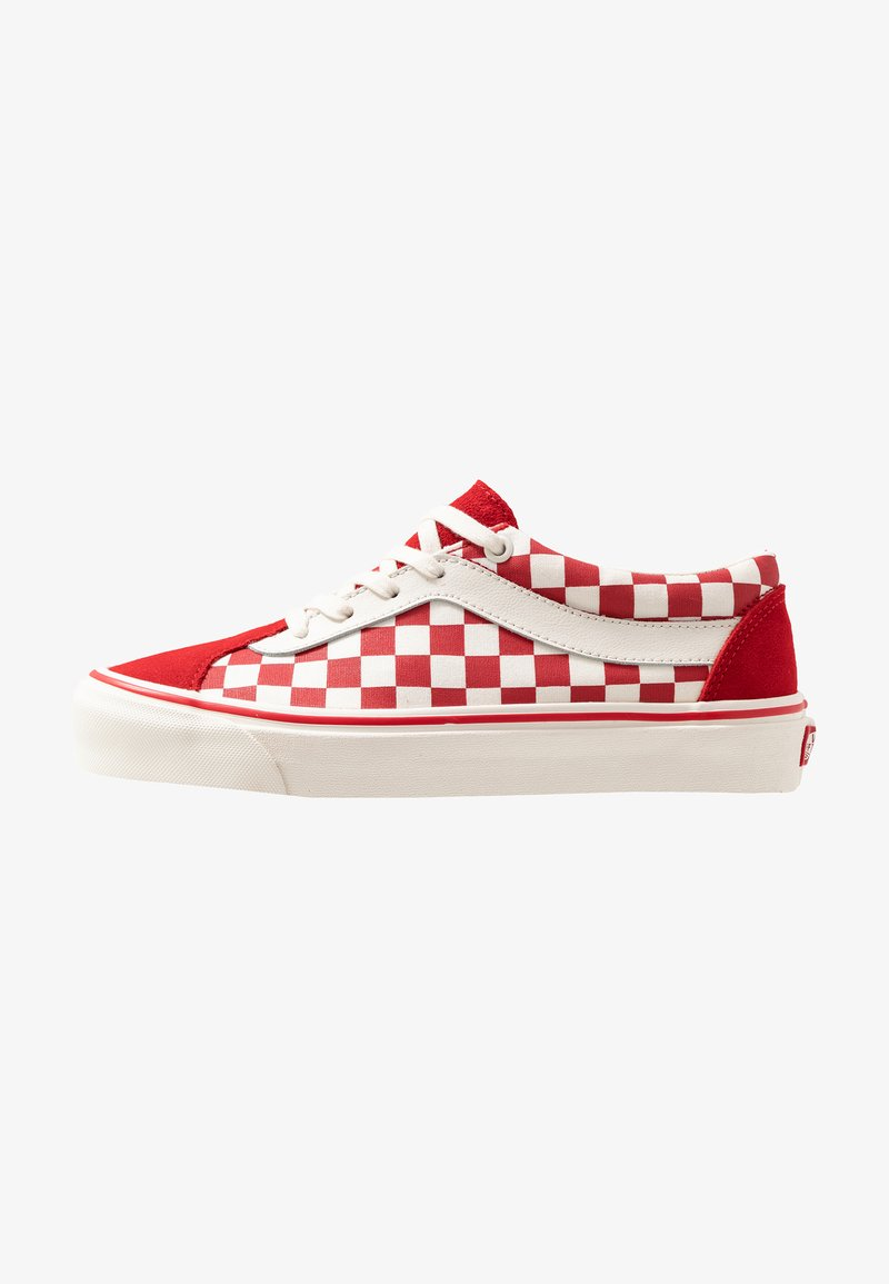 Vans - BOLD - Sneaker low - racing red/marshmallow