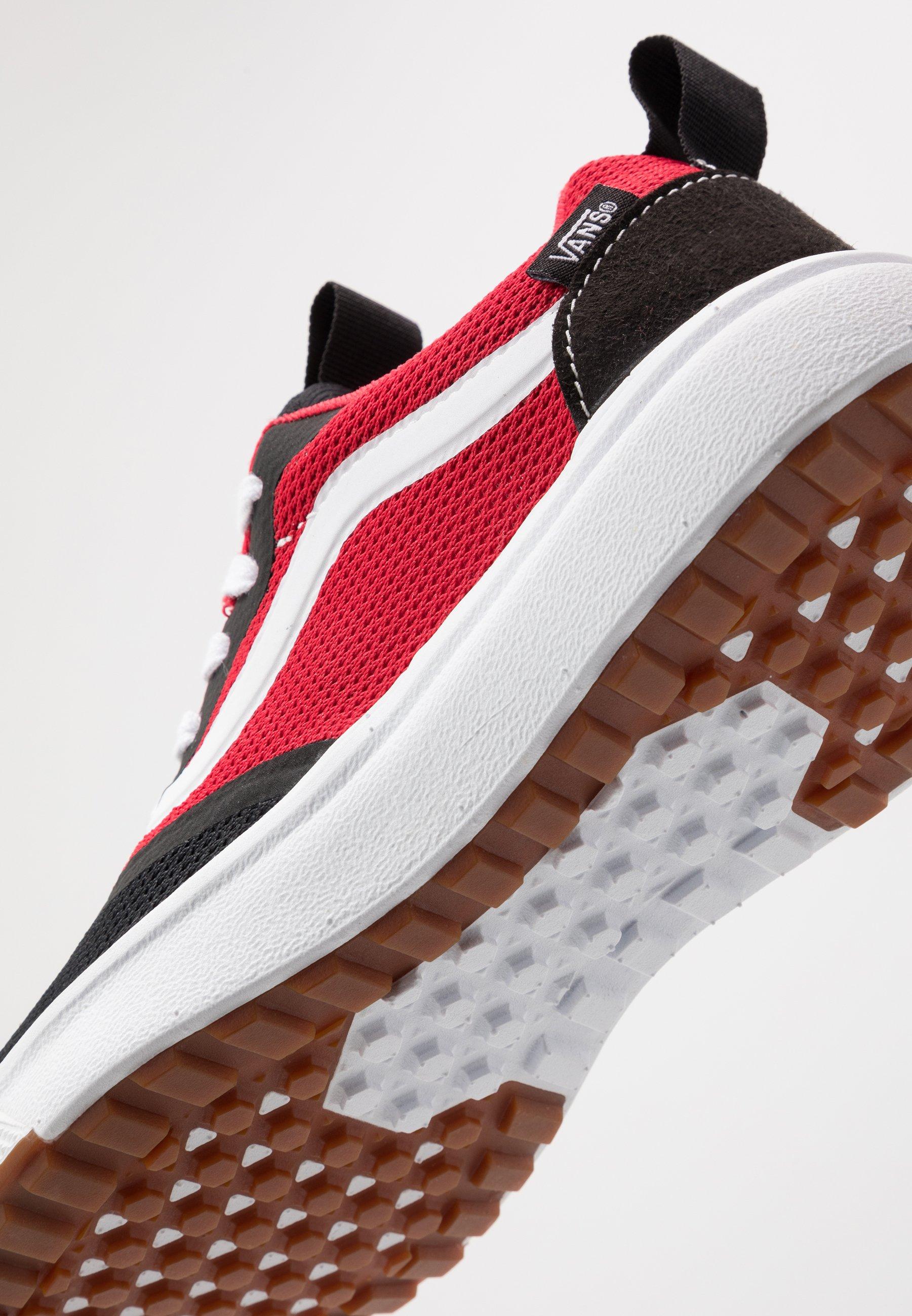 Vans Ultrarange Rapidweld - Baskets Basses Black/red