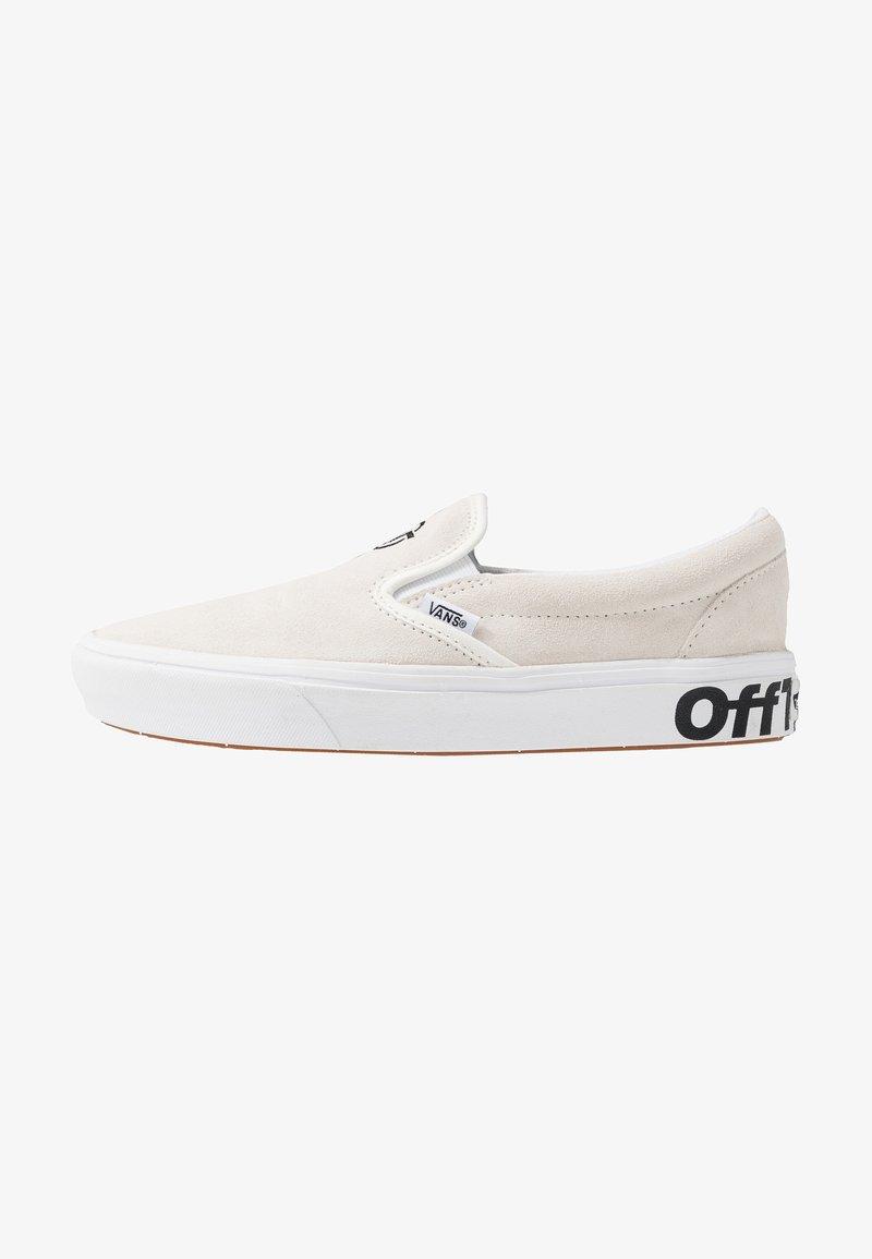 Vans - COMFYCUSH SLIP-ON - Slip-ons - blanc/black