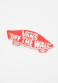 Vans - COMFYCUSH SLIP-ON - Loafers - black/true whie - 5