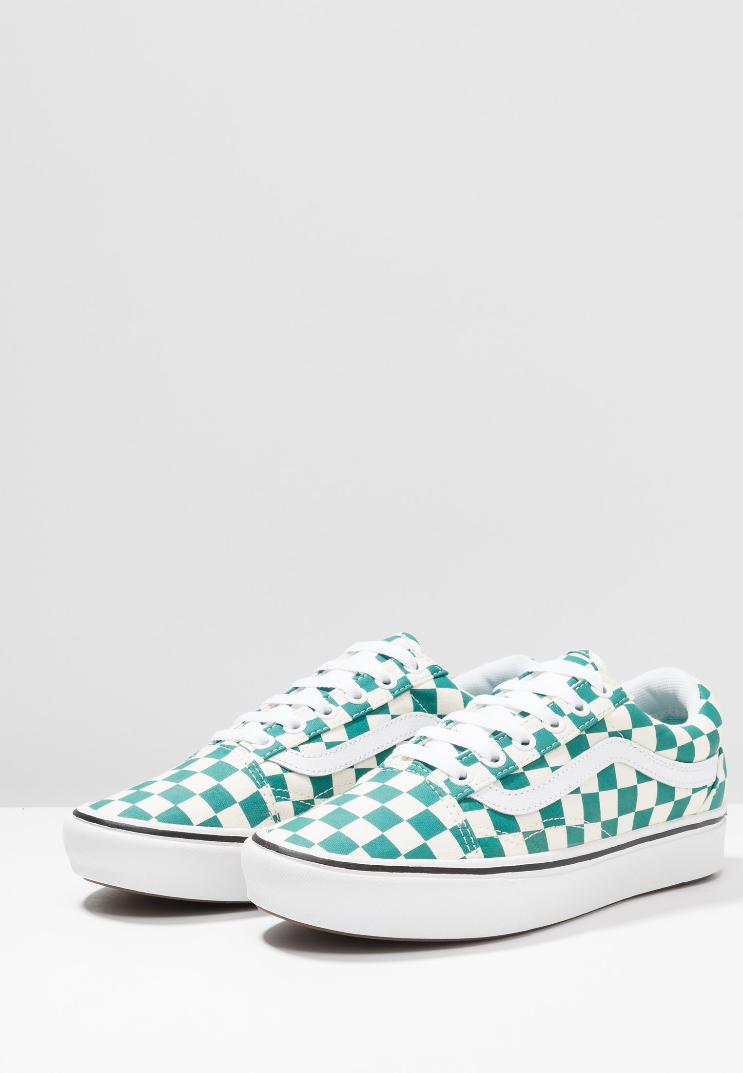 Comfycush Quetzal SkoolBaskets true Basses White Vans Old rdBWxCoe