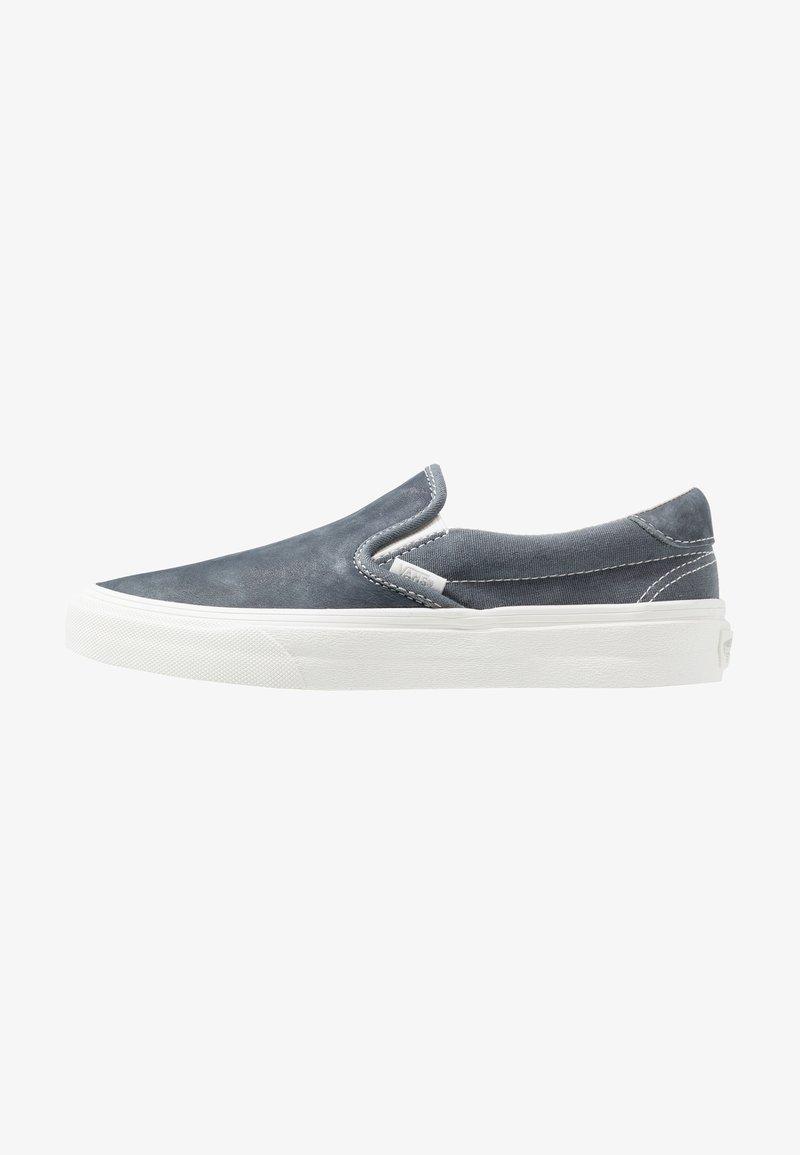 Vans - CLASSIC SLIP-ON - Slip-ons - ebony/blanc