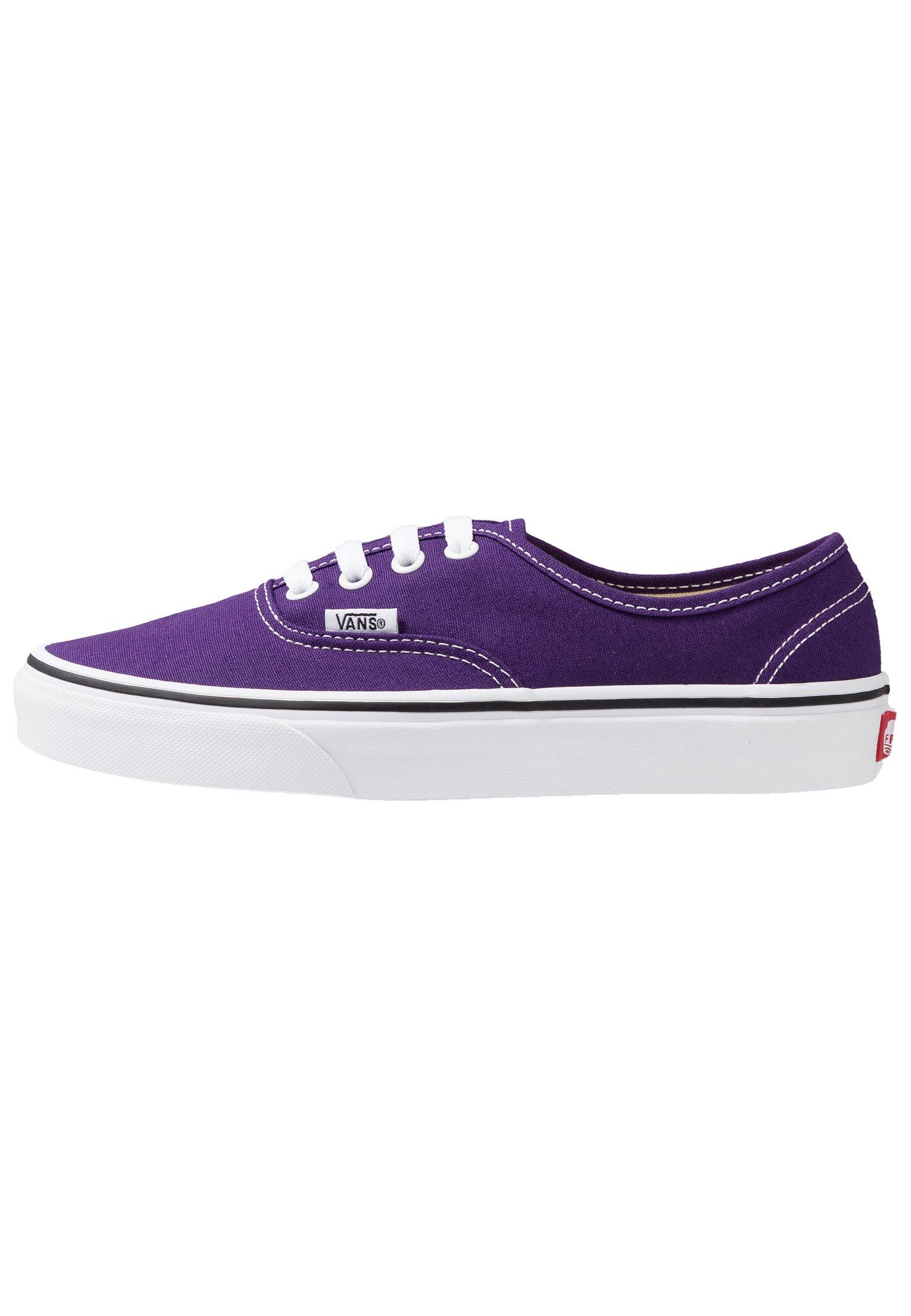 Vans Authentic Violet Indigo True White