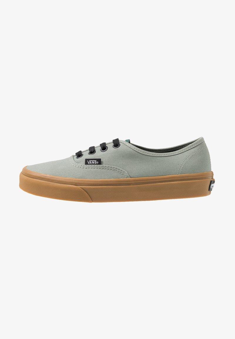 Vans - AUTHENTIC - Sneaker low - shadow/trekking green