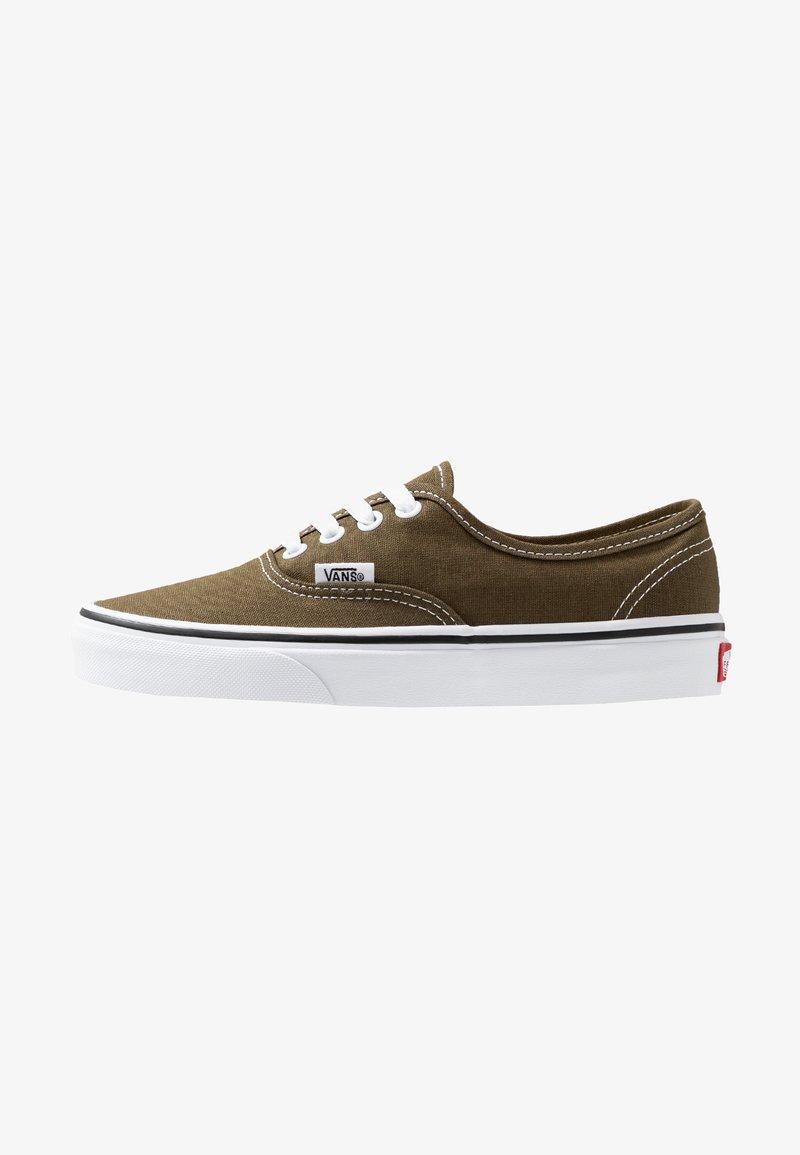Vans - AUTHENTIC - Sneakers basse - beech/true white