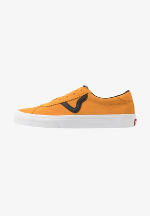 SPORT - Baskets basses - cadmium yellow/true white