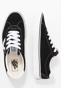 Vans - SPORT - Sneakers laag - black - 1