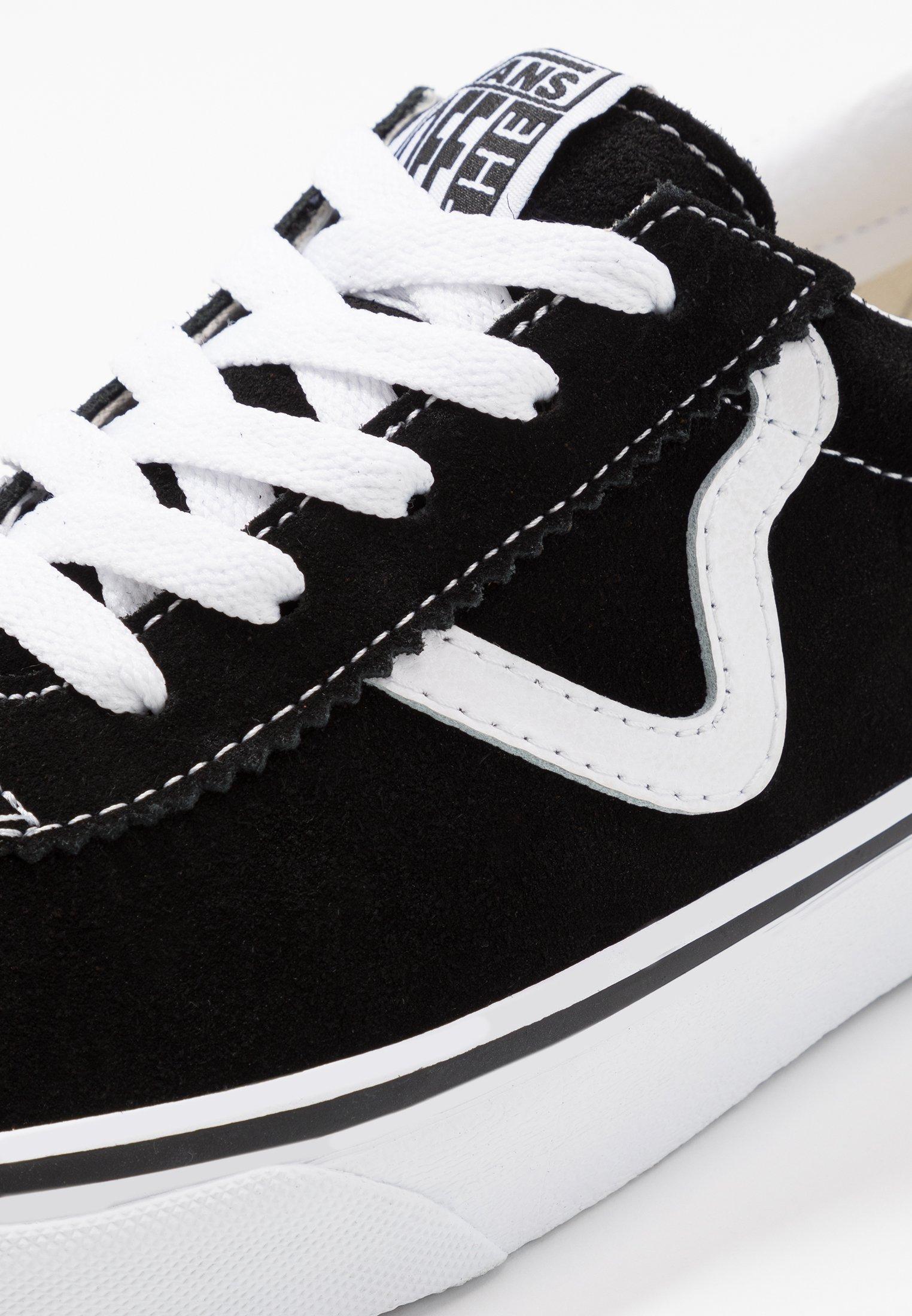 Vans SPORT - Baskets basses - black