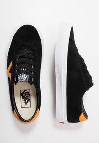 Vans - SPORT - Trainers - black/cadmium yellow - 1