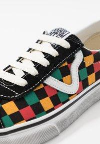 Vans - SPORT - Sneakers basse - black/multicolor - 6