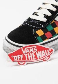 Vans - SPORT - Sneakers basse - black/multicolor - 5
