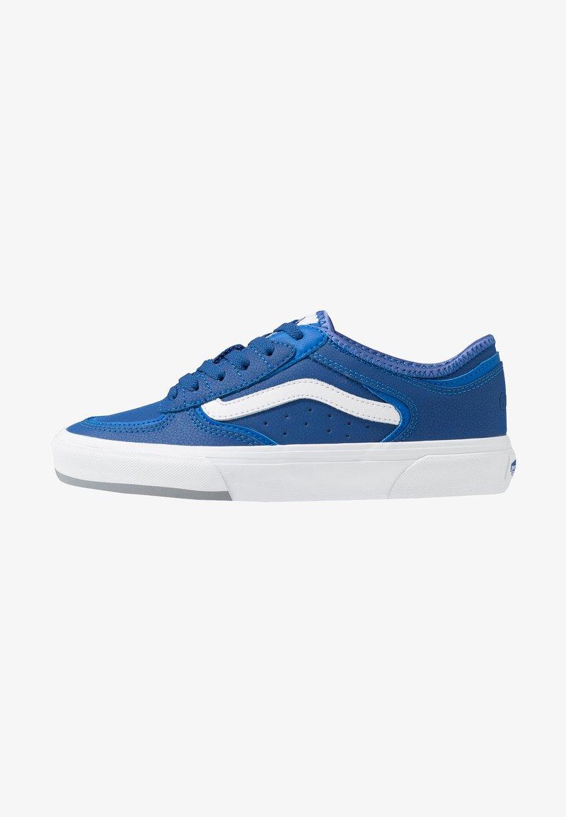 Vans - ROWLEY - Skate shoes - blue/gray