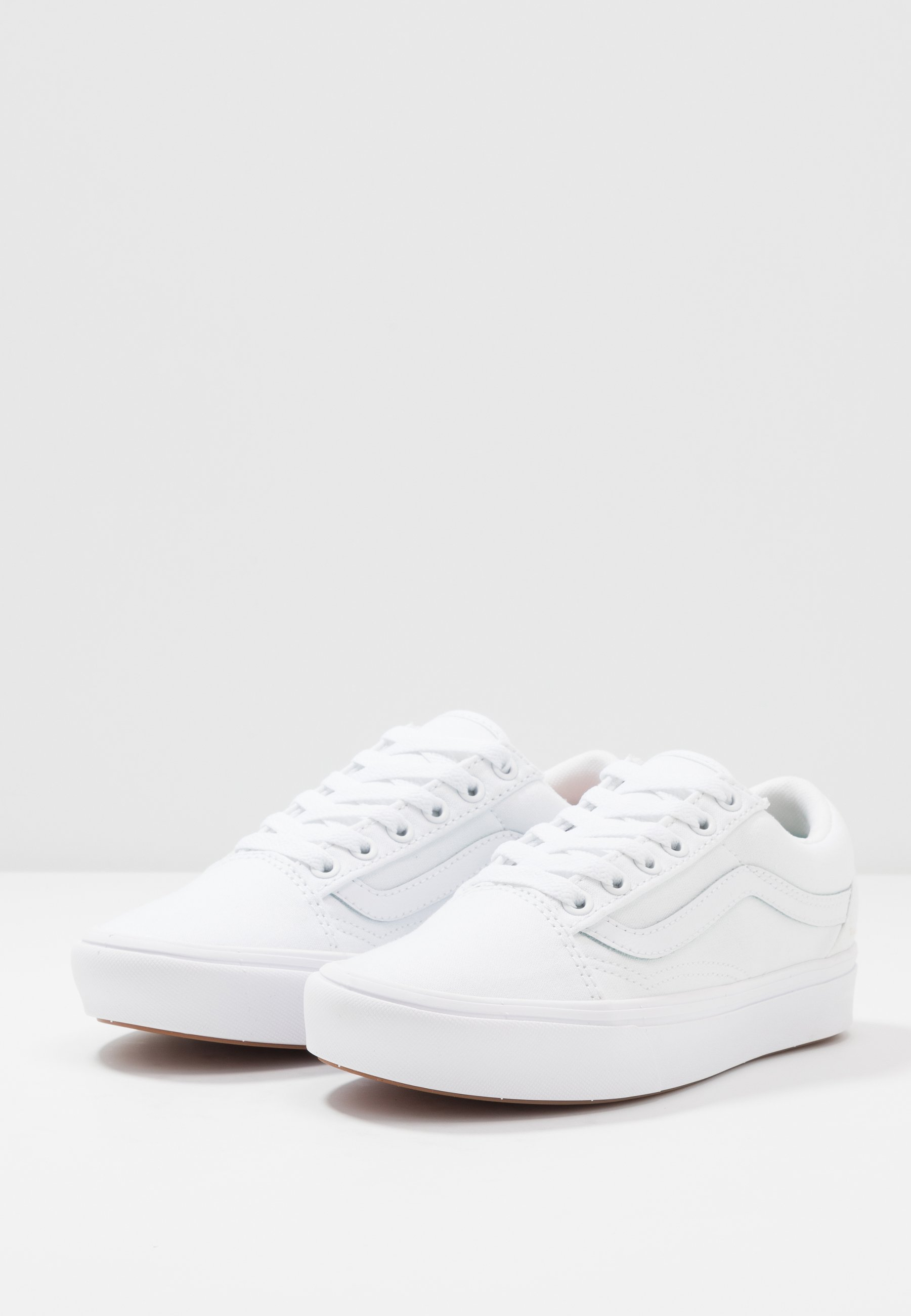 Vans Comfycush Old Skool - Baskets Basses True White