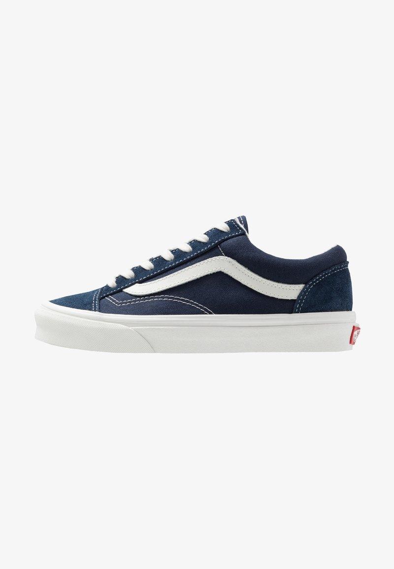 Vans - UA STYLE 36 - Sneaker low - dress blues/blanc de blanc