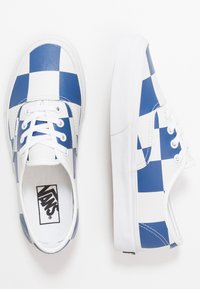 Vans - AUTHENTIC - Zapatillas - true white/true blue - 1