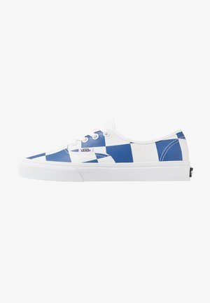 AUTHENTIC - Sneakersy niskie - true white/true blue