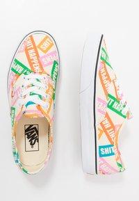 Vans - AUTHENTIC - Sneakers basse - multicolor/true white - 1