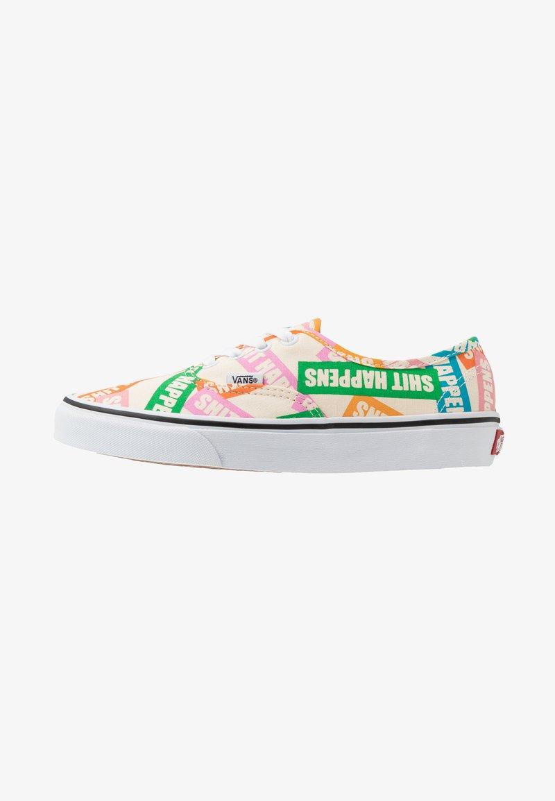 Vans - AUTHENTIC - Sneakers basse - multicolor/true white