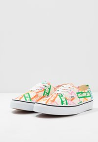 Vans - AUTHENTIC - Sneakers basse - multicolor/true white - 2
