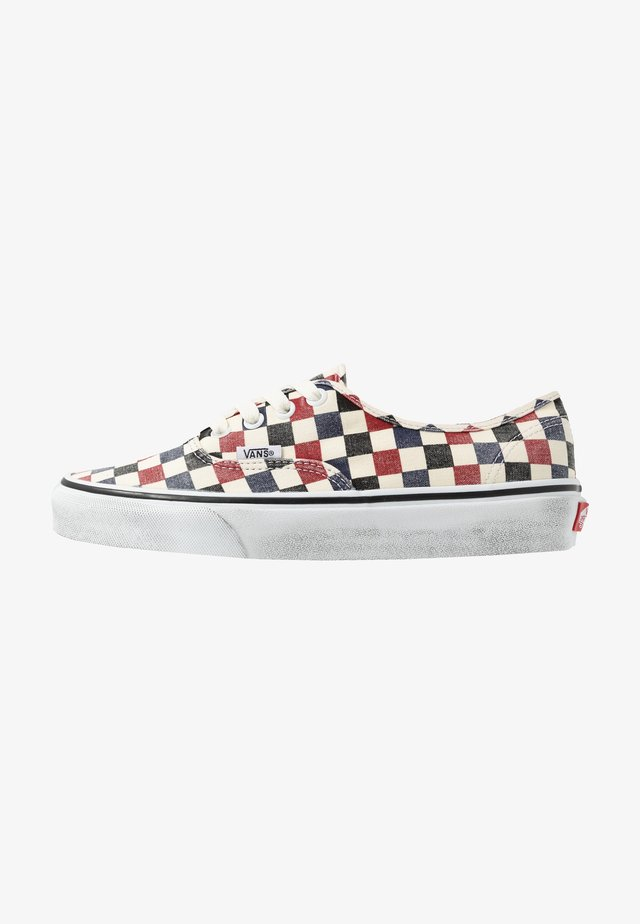AUTHENTIC - Sneakers basse - dress blues/chili pepper