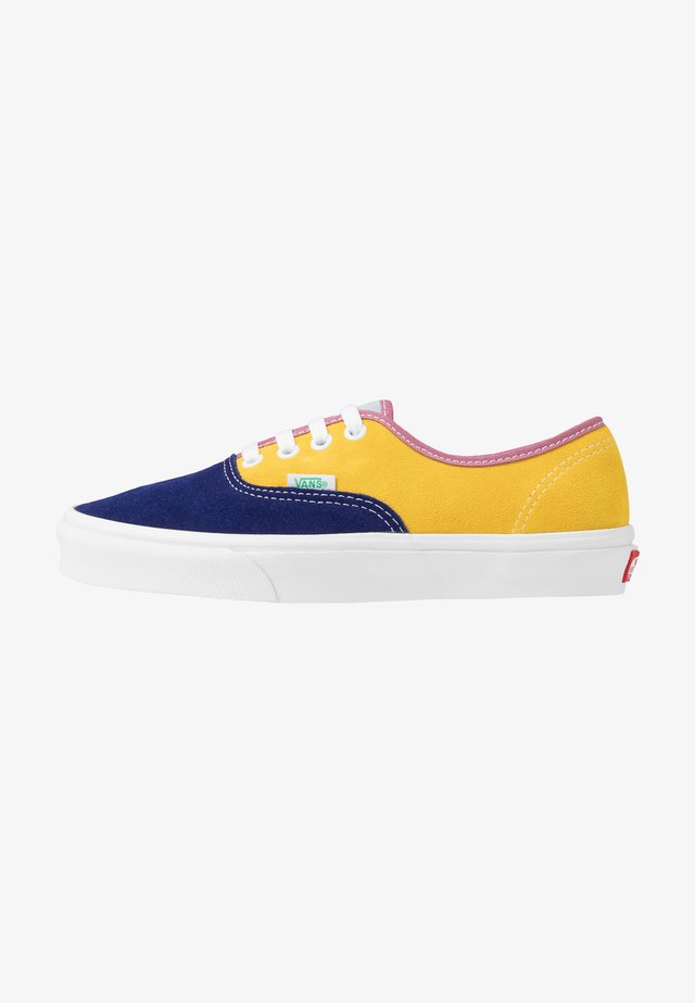 AUTHENTIC - Sneakersy niskie - sunshine/multicolor/true white