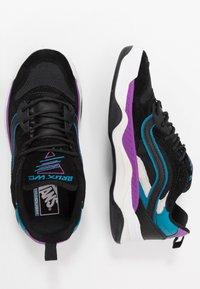 Vans - BRUX  - Sneakers laag - black/turkish tile - 1