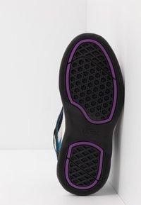 Vans - BRUX  - Sneakers laag - black/turkish tile - 4