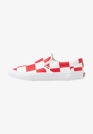 CLASSIC - Mocasines - true white/racing red