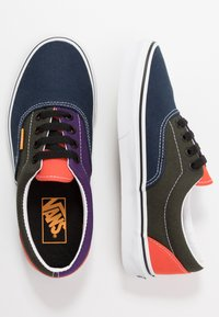 Vans - ERA - Sneakersy niskie - violet indigo/forest night - 1