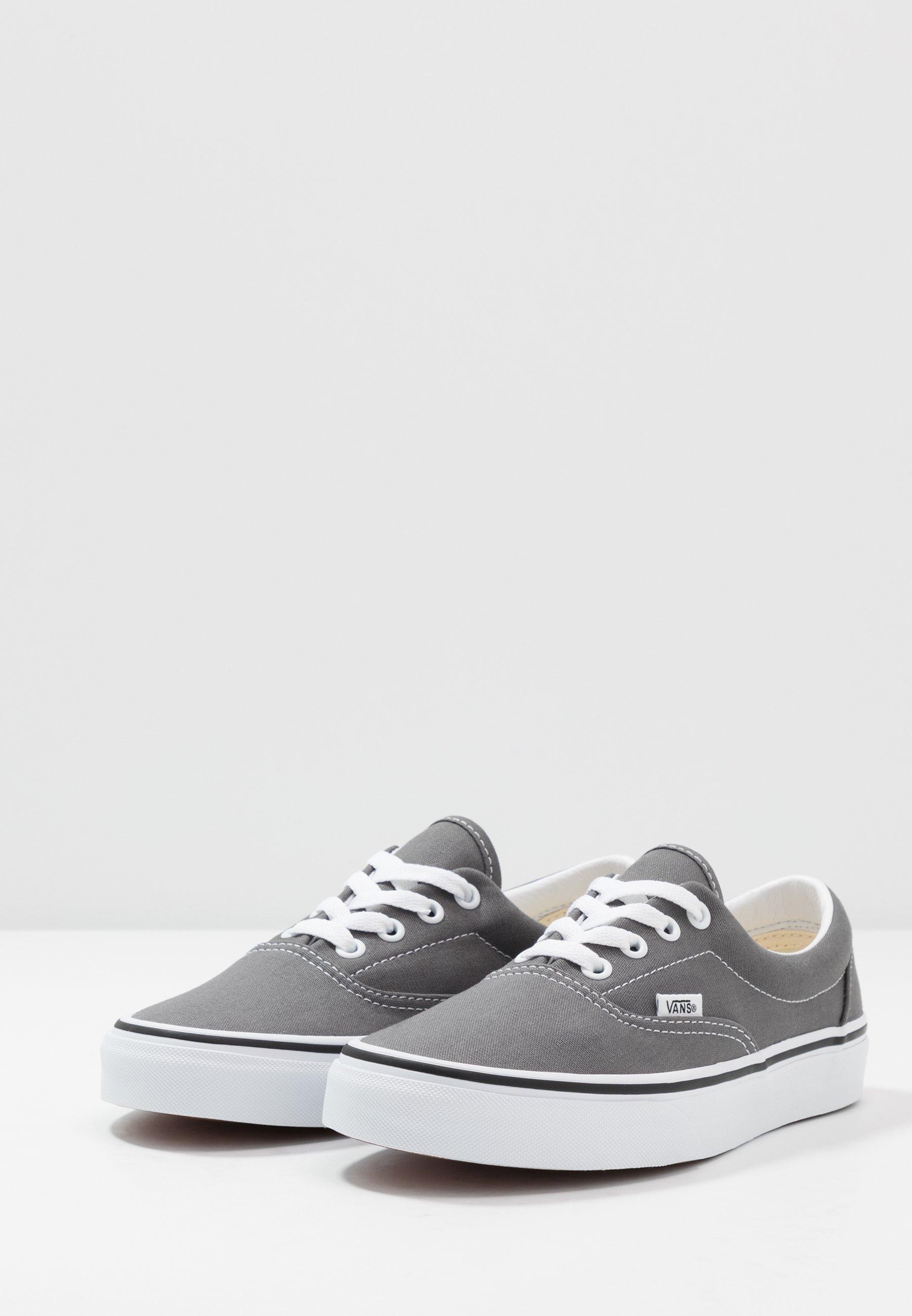 Vans Era - Skateskor Pewter/true White