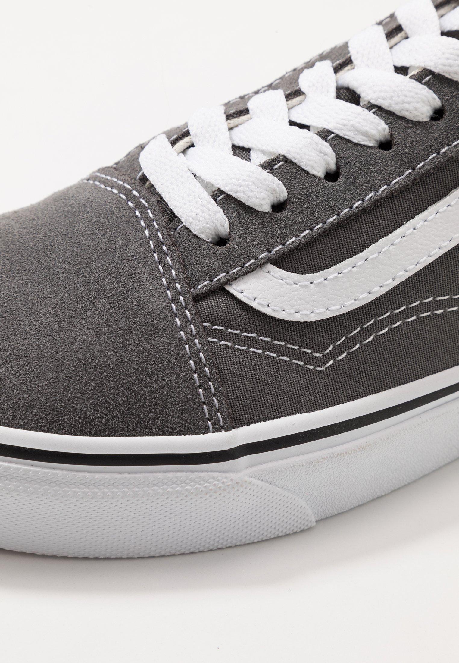 Vans Old Skool - Sneaker Low Pewter/true White Black Friday