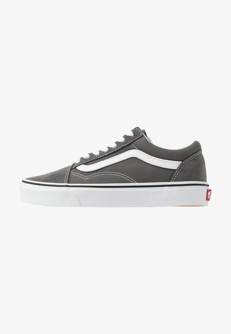 Vans - OLD SKOOL - Sneakers laag - pewter/true white