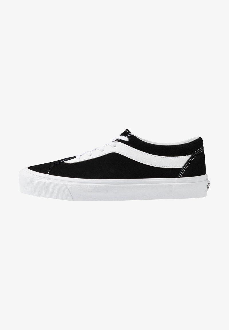 Vans - BOLD - Joggesko - black/true white
