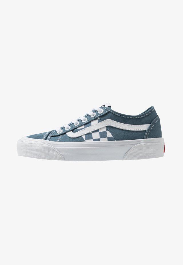 BESS  - Zapatillas skate - blue mirage/true white