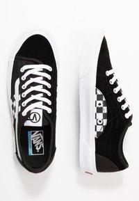 Vans - BESS  - Skateschoenen - black/true white - 1