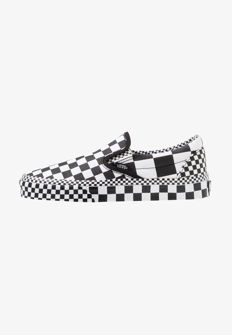 Vans - CLASSIC SLIP-ON - Sneakers laag - black/true white