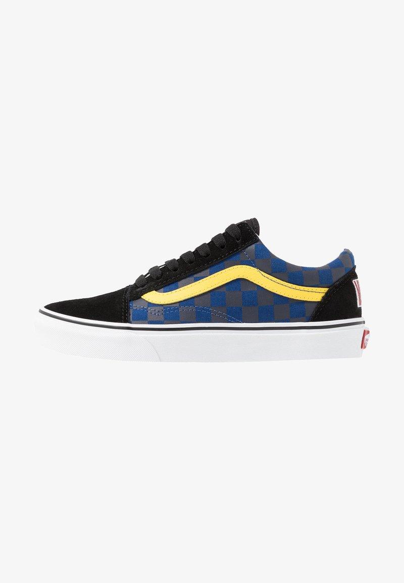 Vans - OLD SKOOL - Sneakersy niskie - red
