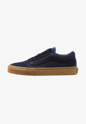 OLD SKOOL - Matalavartiset tennarit - night sky/true navy