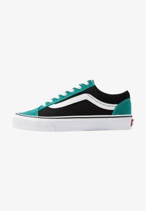 STYLE 36 - Sneakers laag - tidepool/black