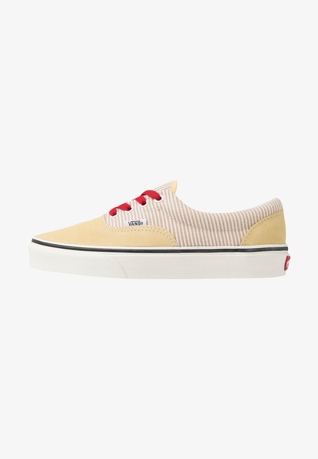 ERA - Sneakers basse - offwhite/yellow/red