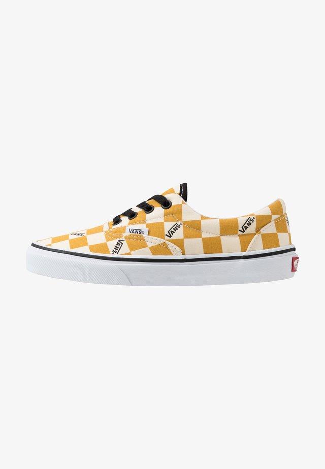 ERA - Sneakers - yolk yellow/true white