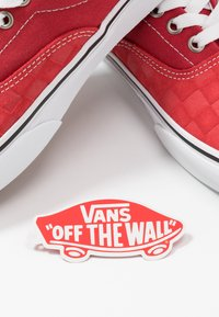 Vans - ERA - Sneakers laag - pompeian red/true white - 5