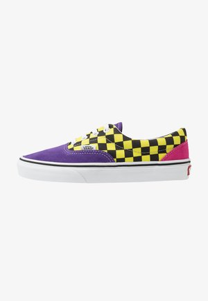 ERA - Sneakersy niskie - fuschia purple/multi/true white