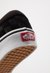 Vans - ERA - Sneakers laag - black/true white - 6