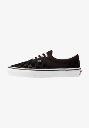 ERA - Matalavartiset tennarit - black/true white