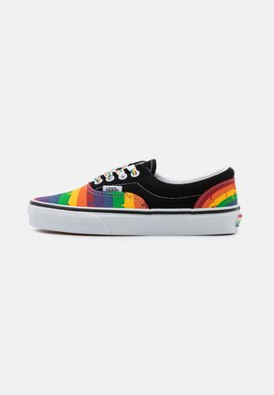 ERA - Sneakersy niskie - black/multicolor/true white